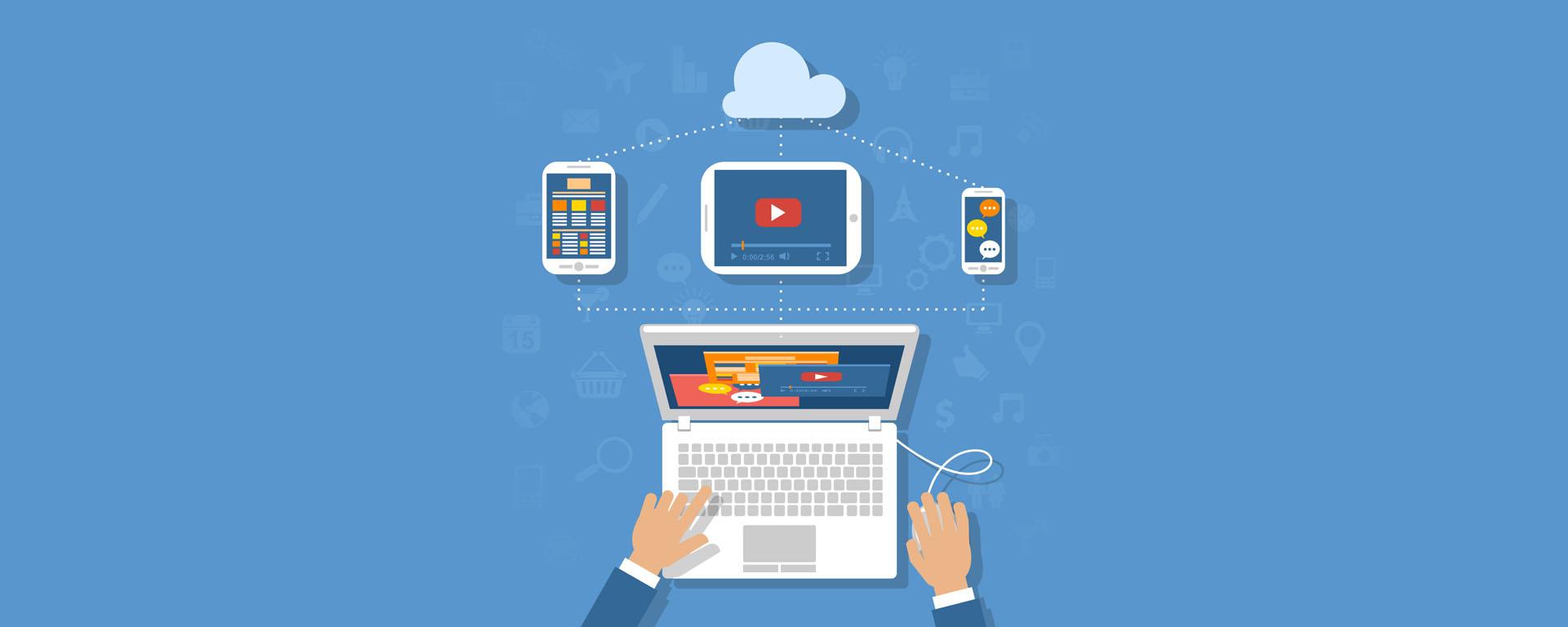 Cloud hosting business benefits