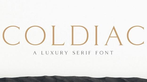 Coldiac (serif)